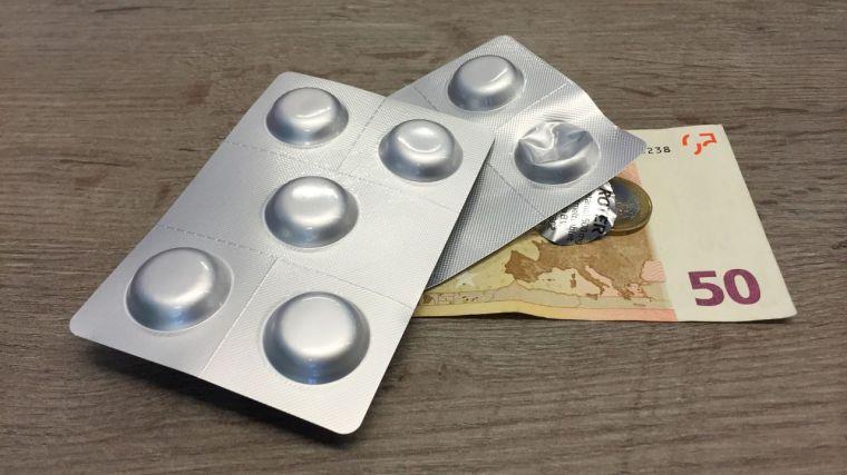 La factura de farmacia crece en 11 millones en los dos primeros meses del año