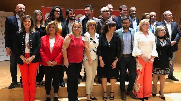 Ciudadanos Toledo presenta a los candidatos a las alcaldías en Comarca de La Sagra