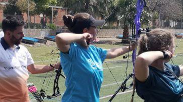 Una alumna de la UCLM, campeona de España universitario de tiro con arco compuesto