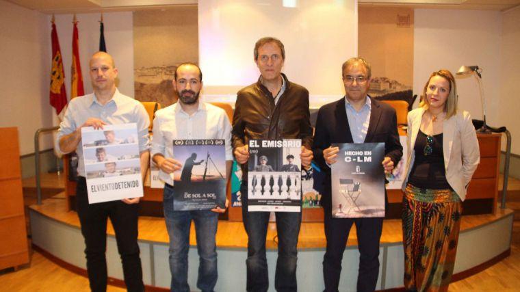 'De sol a sol', 'On my land' y 'El Emisario', primeros premios del Certamen de Cortometrajes de Castilla-La Mancha en la edición de 2019