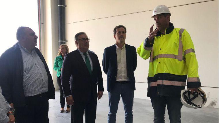 """Velázquez anuncia la creación de 4.000 nuevos puestos de trabajo con la ejecución del proyecto """"Seseña logístico y tecnológico"""""""