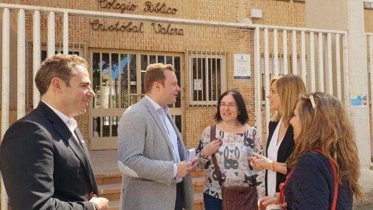 Ciudadanos CLM propone una Estrategia de Reducción del Fracaso Escolar
