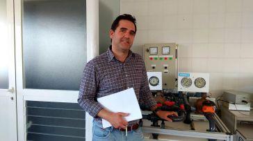 El profesor Miguel Ángel Moreno Hidalgo, nombrado presidente del Comité Técnico de Normalización de Riegos