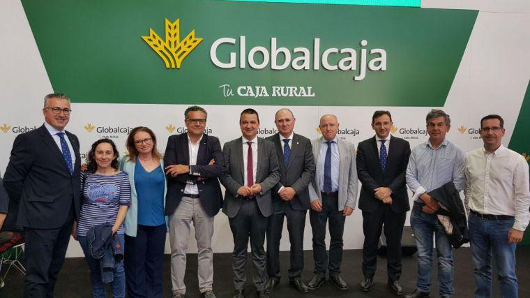 Globalcaja apoya a Expovicaman desde sus inicios como una muestra de su compromiso con el sector agrario y ganadero