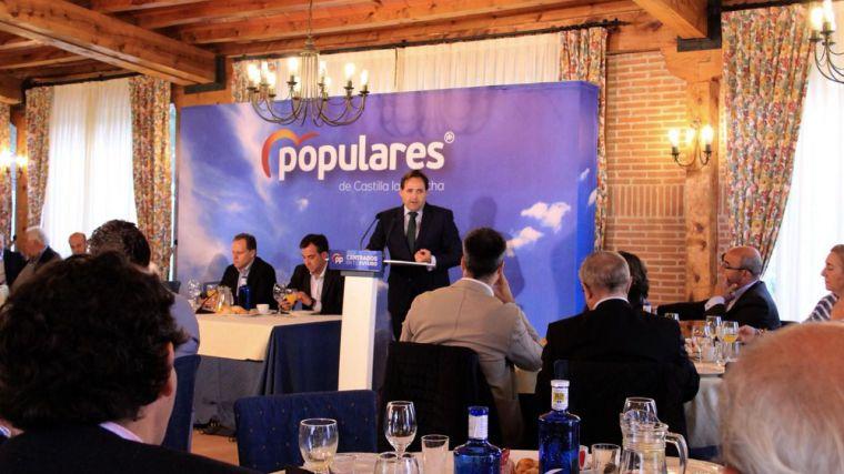 Núñez propone destinar el 50% del presupuesto de los planes de empleo a los autónomos y pyme para contratar parados