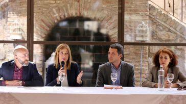 Picazo y Paños destacan que las propuestas de Ciudadanos nacen de escuchar a la sociedad civil