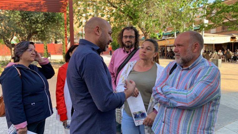 García Molina: 'Es posible que Unidas Podemos tengamos más fuerza para seguir una hoja de ruta progresista en los ayuntamientos y en la región'