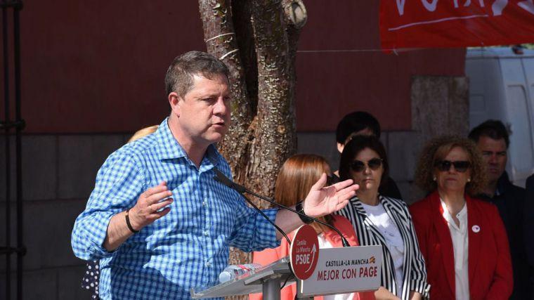 García-Page impulsará un plan estratégico para La Sagra