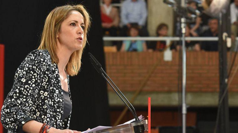 Cristina Maestre aboga por una Europa fuerte, que no de pasos atrás en los derechos sociales