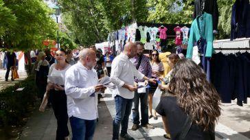 """García Molina anima a votar a Unidas Podemos para """"continuar la senda de progreso en CLM"""""""