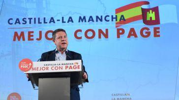 García-Page ofrece un pacto social a Guadalajara para impusar su desarrollo y modernización en la próxima década