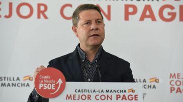 García-Page valora el crecimiento del peso del sector industrial en la economía de la región