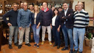 """Carmen Picazo: """"Estamos comprometidos con el sector vitivinícola, y por eso, vamos a poner en marcha la creación de una Red interprofesional del Vino en CLM"""""""