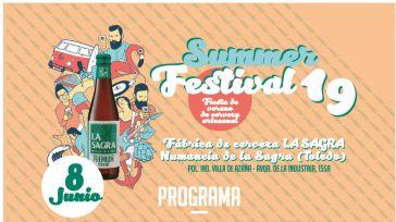 Llega la 4ª edición de LA SAGRA Summer Festival