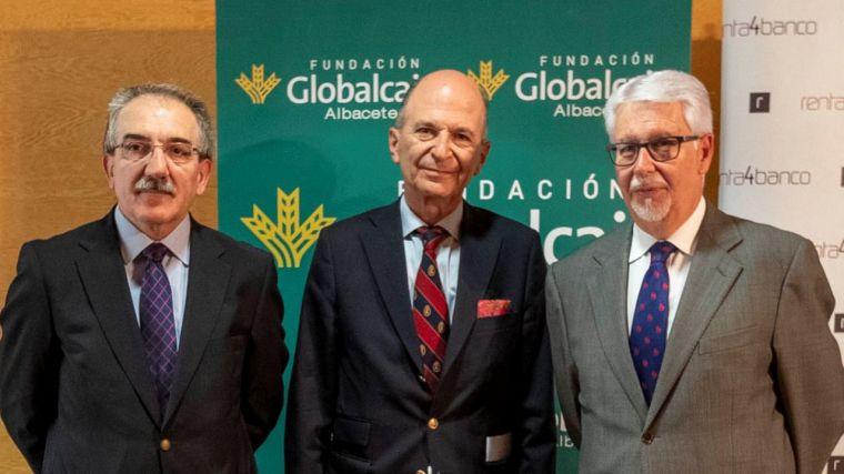 Carlos Rodriguez Braun participa en las V Jornadas Profesionales de Economía del Colegio de Economistas de Albacete