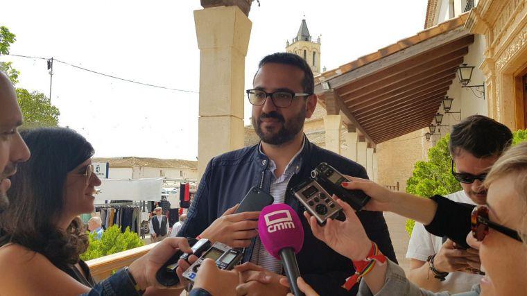 """Gutiérrez (PSOE): """"Es curioso que Podemos quiera dar lecciones de ser progresista cuando ni cumplen con la obligación de presentar sus declaraciones de bienes ni con las sentencias de los jueces"""""""