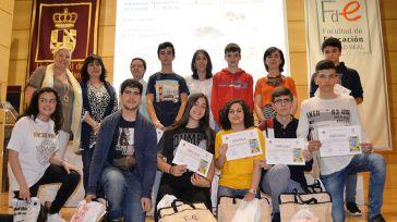236 preuniversitarios disputan en el Campus de Ciudad Real la fase provincial de la Olimpiada Matemática