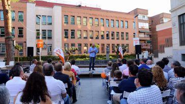 """Girauta: """"Cs ha logrado afianzarse como un partido político en todo el país, vamos a defender los intereses de todos los españoles'"""