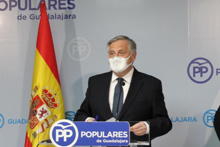 El PP no fija la fecha de sus congresos de Cuenca, Guadalajara y Toledo