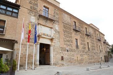 Palacio de Fuensalida, sede del gobierno regional.